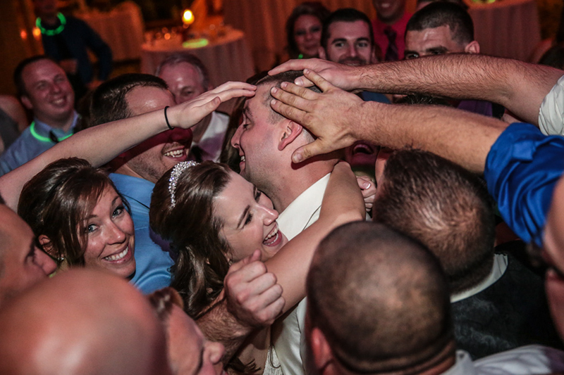 Andover Country Club Wedding DJ
