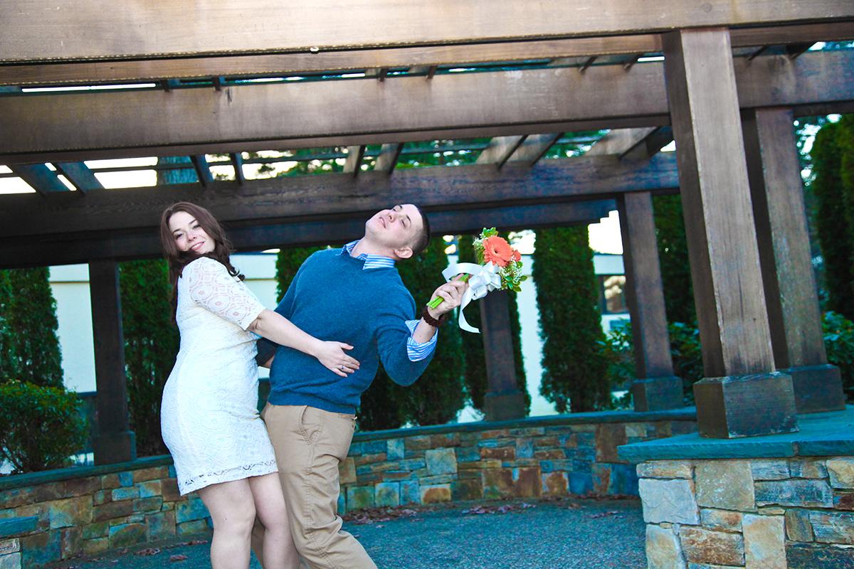 Bedford MA Wedding Ceremony JP